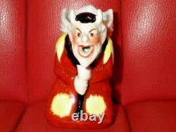 Germany Antique 30s Vintage Devil Figurines decor Figurines Milk jugs Rare