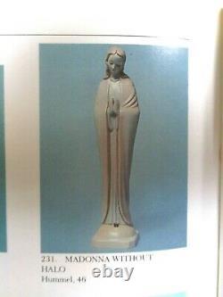 Rare Vtg Goebel Hummel Madonna Virgin Mary 16 Figure US Occupied Zone #46 TM-1
