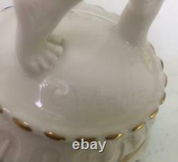 Vintage 20th Original C. Werner Art Deco Hutschenreuther Porcelain Figurine 24cm